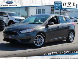 Used 2015 Ford Focus Se Camera Cruise A/c for sale in Victoriaville, QC