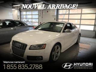 Used 2010 Audi S5 TECHNIK + NAVI + GARANTIE + TOIT + B&O + for sale in Drummondville, QC