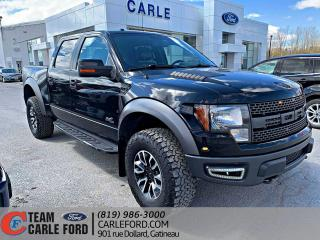 Used 2012 Ford F-150 Ford F-150 S/CREW SVT Raptor 2012, toit for sale in Gatineau, QC