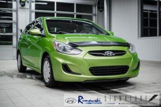 Used 2012 Hyundai Accent L CHEZ RIMOUSKI for sale in Rimouski, QC