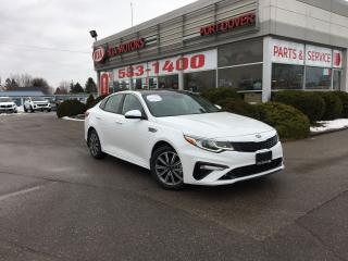 New 2019 Kia Optima EX Tech | Panoramic Roof | Navigation for sale in Port Dover, ON
