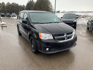 Used 2014 Dodge Grand Caravan CREW STOWNGO for sale in Waterloo, ON