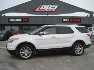 Used 2011 Ford Explorer ***4X4-V6-Limité*** for sale in Ste-Catherine, QC