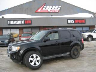 Used 2010 Ford Escape ***Limited-4X4-V6*** for sale in Ste-Catherine, QC