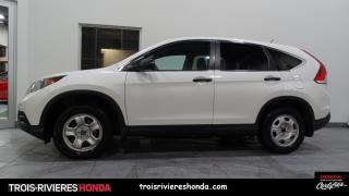 Used 2014 Honda CR-V 2WD LX for sale in Trois-Rivières, QC