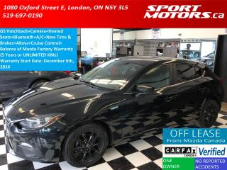 Used 2015 Mazda MAZDA3 GS+Camera+Bluetooth+Heated Seats+New Tires & Brake for sale in London, ON