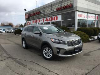 New 2019 Kia Sorento EX 2.4 AWD | Htd Seats | Leather | All-wheel Drive for sale in Port Dover, ON