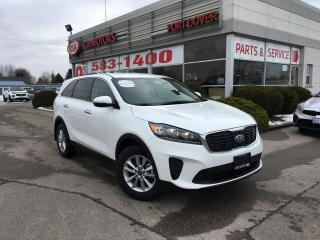 New 2019 Kia Sorento LX | Htd Seats | Bluetooth for sale in Port Dover, ON