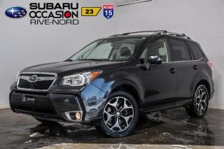 Used 2015 Subaru Forester XT for sale in Boisbriand, QC