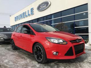 Used 2013 Ford Focus SE toit ouvrant 8 pneus for sale in St-Eustache, QC