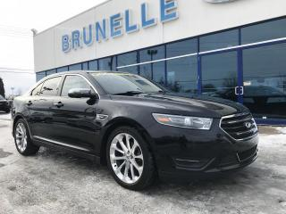 Used 2014 Ford Taurus Limited AWD gps, toit for sale in St-Eustache, QC