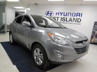 Used 2011 Hyundai Tucson GLS, 2.4L, Auto, Traction intégrale for sale in Dorval, QC