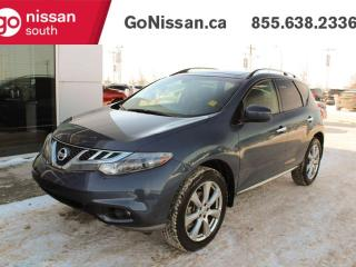 Used 2014 Nissan Murano Platinum 4dr AWD Sport Utility for sale in Edmonton, AB