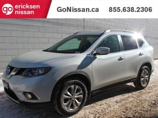 Used 2015 Nissan Rogue SV HEATED SEATS, BACKUP CAMERA AND BLUETOOTH for sale in Edmonton, AB