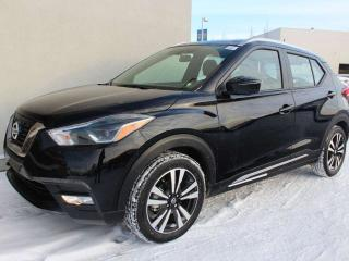 New 2019 Nissan Kicks SR 4dr FWD Sport Utility for sale in Edmonton, AB
