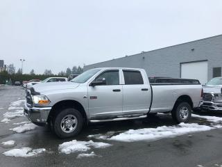 Used 2012 RAM 3500 ST for sale in Surrey, BC