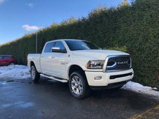 New 2018 RAM 3500 Limited for sale in Surrey, BC
