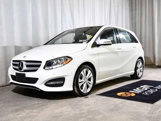 Used 2017 Mercedes-Benz B-Class B 250 Sports Tourer for sale in Red Deer, AB