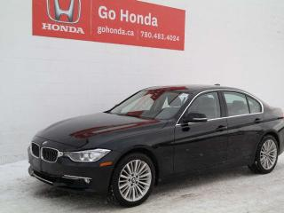 Used 2014 BMW 3 Series 328i xDrive for sale in Edmonton, AB