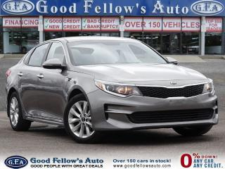 Used 2017 Kia Optima LX PLUS MODEL, REARVIEW CAMERA, HEATED&POWER SEATS for sale in Toronto, ON