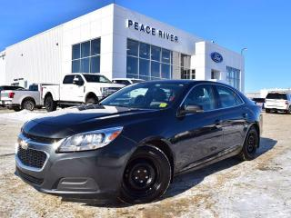 Used 2015 Chevrolet Malibu 2015 Chevrolet Malibu LS AND TWO SETS OF TIRES for sale in Peace River, AB