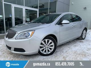 Used 2013 Buick Verano POWER OPTIONS LOW KM VERY NICE for sale in Edmonton, AB