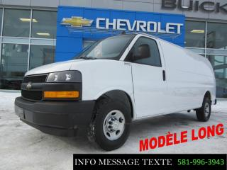 Used 2018 Chevrolet Express Longue for sale in Ste-Marie, QC