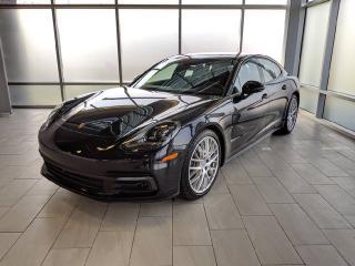 Used 2018 Porsche Panamera 4 | CPO | Ext. Warranty | Premium PLUS | 360 Cameras | Assist PKG for sale in Edmonton, AB