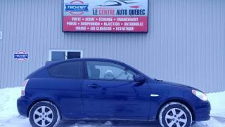 Used 2009 Hyundai Accent Hayon 3 portes, boîte automatique, L for sale in Québec, QC