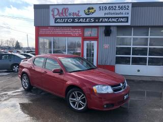 Used 2011 Dodge Avenger SXT for sale in London, ON