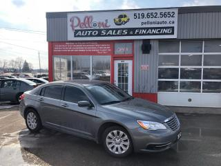 Used 2012 Chrysler 200 LX for sale in London, ON