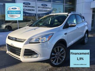 Used 2015 Ford Escape Se Awd Cert. for sale in St-Georges, QC