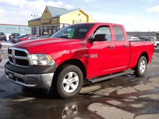 Used 2017 RAM 1500 SXT QuadCab 4X4 5.7L Hemi 6ft Box for sale in Brantford, ON