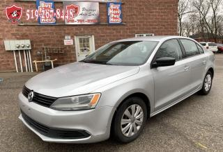 Used 2011 Volkswagen Jetta 2L/CERTIFIED/WARRANTY INCLUDED for sale in Cambridge, ON