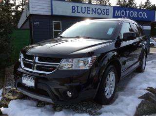 Used 2013 Dodge Journey SXT for sale in Parksville, BC