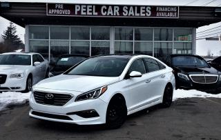 Used 2016 Hyundai Sonata 2.4L Limited|NAVI|PANOROOF|REARVIEW for sale in Mississauga, ON