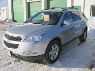 Used 2011 Chevrolet Traverse 1LT for sale in Thunder Bay, ON