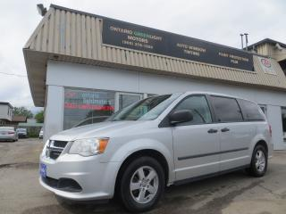 Used 2011 Dodge Grand Caravan 7 PASSENGERS STOW AND GO, alloys for sale in Mississauga, ON