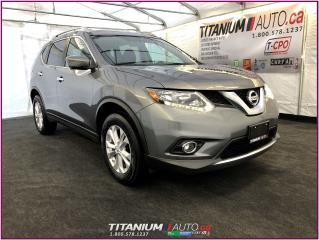 Used 2016 Nissan Rogue SV Tech PKG.-Camera-GPS-Blind Spot-Pano Roof-XM- for sale in London, ON