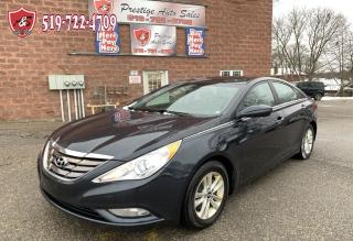 Used 2013 Hyundai Sonata GLS/ONE OWNER/NO ACCIDENT/CERTIFIED/WARRANTY INCL for sale in Cambridge, ON