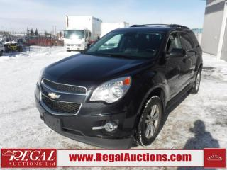 Used 2013 Chevrolet EQUINOX 2LT 4D UTILITY AWD 3.6L for sale in Calgary, AB