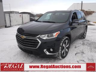 Used 2018 Chevrolet TRAVERSE 1LT 4D UTILITY AWD 7PASS 3.6L for sale in Calgary, AB