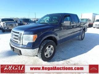 Used 2010 Ford F-150 XLT SuperCrew 4WD for sale in Calgary, AB
