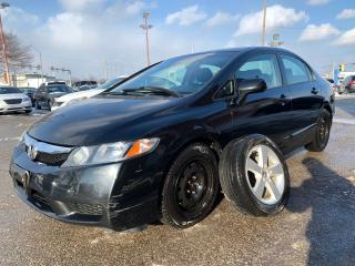 Used 2010 Honda Civic Sport/CERTIFIED/WARRANTY INCLUDED for sale in Cambridge, ON