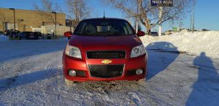 Used 2009 Chevrolet Aveo LT for sale in Calgary, AB