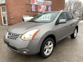 Used 2010 Nissan Rogue SL/AWD/CERTIFIED/WARRANTY INCLUDED for sale in Cambridge, ON