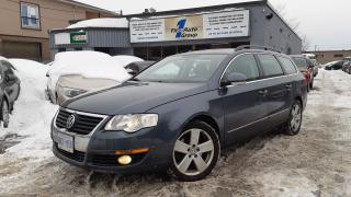 Used 2010 Volkswagen Passat COMFORTLINE for sale in Etobicoke, ON