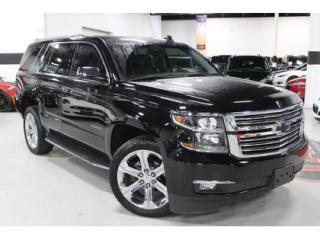 Used 2016 Chevrolet Tahoe LTZ   WARRANTY   NAVIGATION   DVD for sale in Vaughan, ON