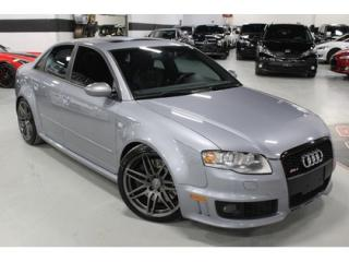 Used 2008 Audi RS 4 4.2L QUATTRO   NAVIGATION   BLUETOOTH for sale in Vaughan, ON