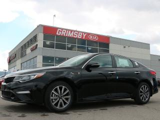 New 2019 Kia Optima LX+| Blindspot Detect| Heat Steer Seat| Backup Cam for sale in Grimsby, ON